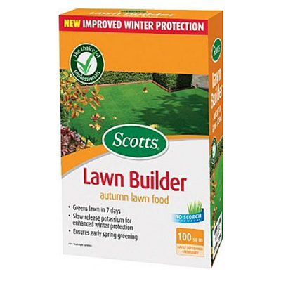 Scotts Lawn Buider Autumn