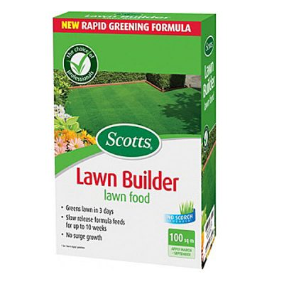 Scotts Lawn Builder