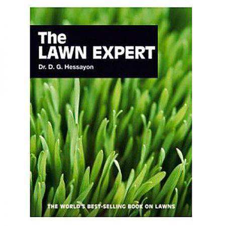 Lawn expert Book Dr D G Hessayon