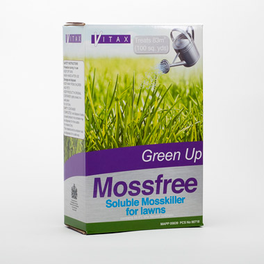 Product of the week: Vitax Mossfree