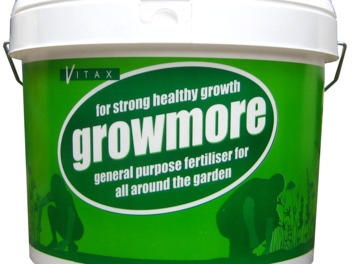 Using Grow More to help establish your lawn