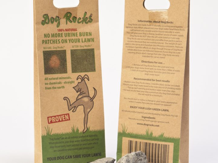 Lawn UK now supplying Dog Rocks online