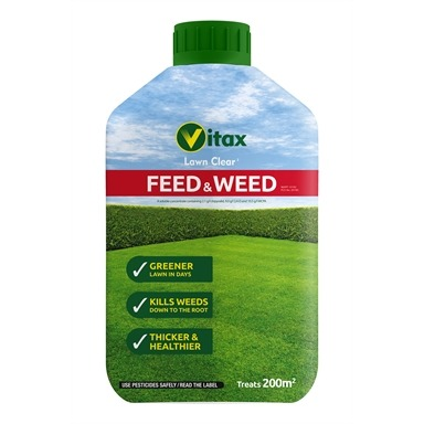 Vitax Liquid Feed & Weed