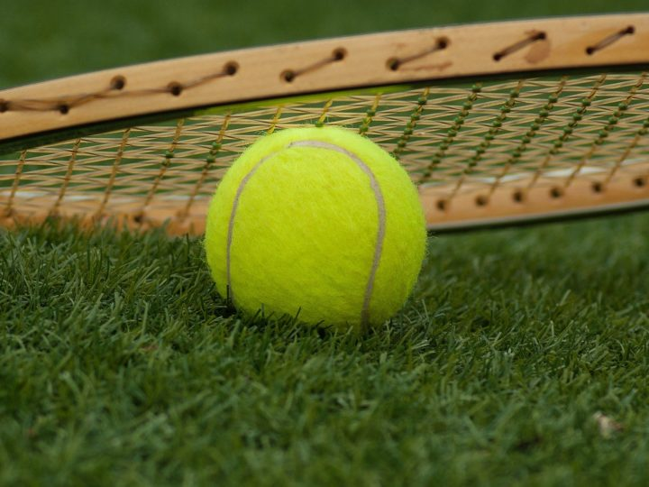 Up your game with a court like Wimbledon