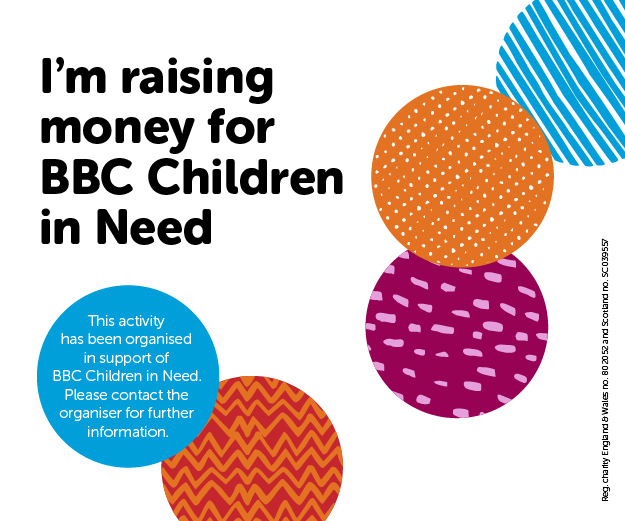 Lawn UK supporting Children in Need