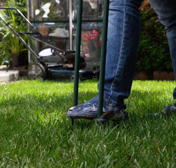 Aeration – Help your Lawn to Breath