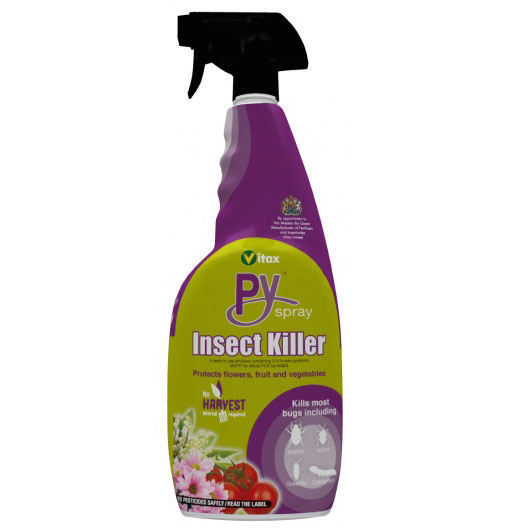 Vitax PY Bug Killer spray