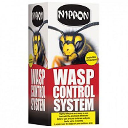 Baited Wasp control
