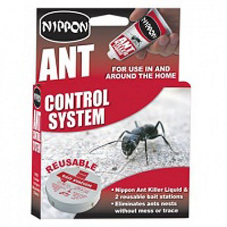 Ant Control System