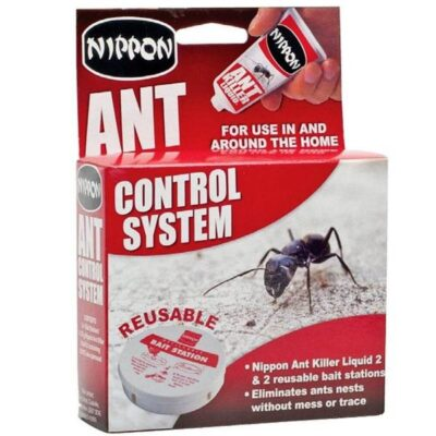 Ant Trap Control System Nippon