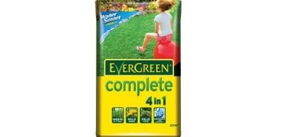 Evergreen Complete Lawn Fertilizer 200sqm