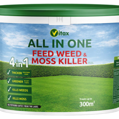 Vitax All in One Lawn Fertiliser Tub